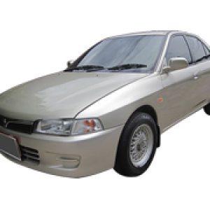 Mitsubishi New Lancer ท้ายเบนซ์